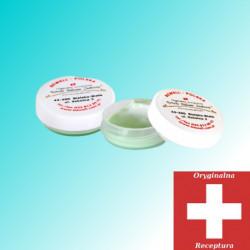 Szwajcarski Koński Balsam Ziołowy 10 ml - Maść Końska Rozgrzewająca