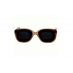 Oryginalne okulary ajurwedyjskie - korekcja wzroku - bezsoczewkowe